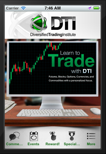 DTI Trader- screenshot