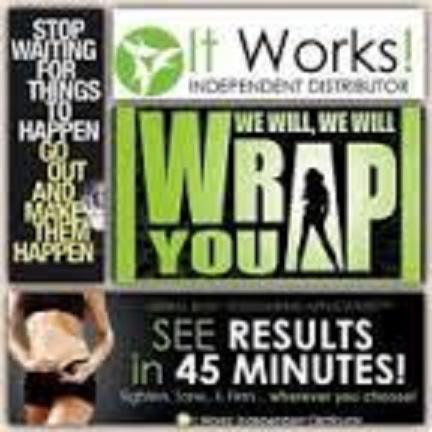 It Works Body Wraps