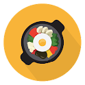 Korean Yummy Recipes Free icon