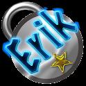 Erik Name Tag logo