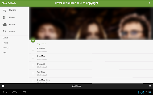 SpotCommander for Spotify - screenshot thumbnail
