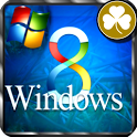 Windows 8 Rview Go Launcher Ex icon