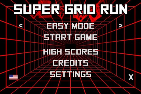 Super Grid Run (Lite)- screenshot thumbnail