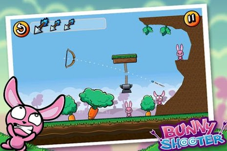 Bunny Shooter Best Free Game - screenshot thumbnail