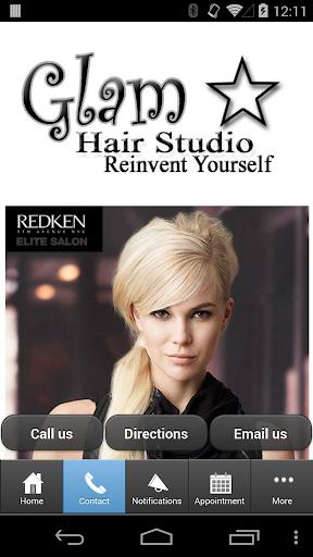 免費下載商業APP|Glam Hair Studio app開箱文|APP開箱王