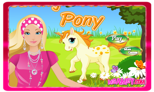 Caring Princess Pony