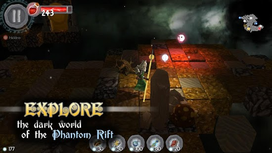 Phantom Rift- screenshot thumbnail