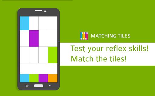 玩免費休閒APP|下載Matching Tiles app不用錢|硬是要APP