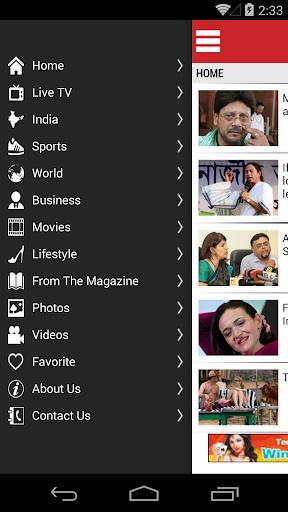 India Today News App