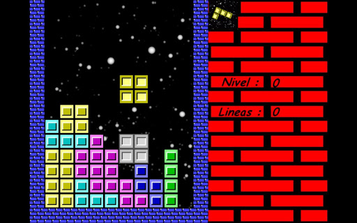 【免費策略App】Space of Tetris-APP點子