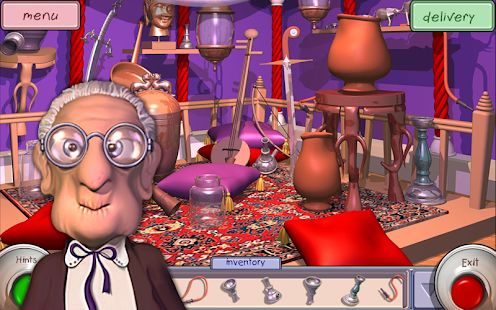 City of Fools: Hidden Object- screenshot thumbnail