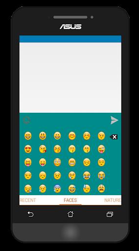 Leaf Emoji Keyboard Emoticon