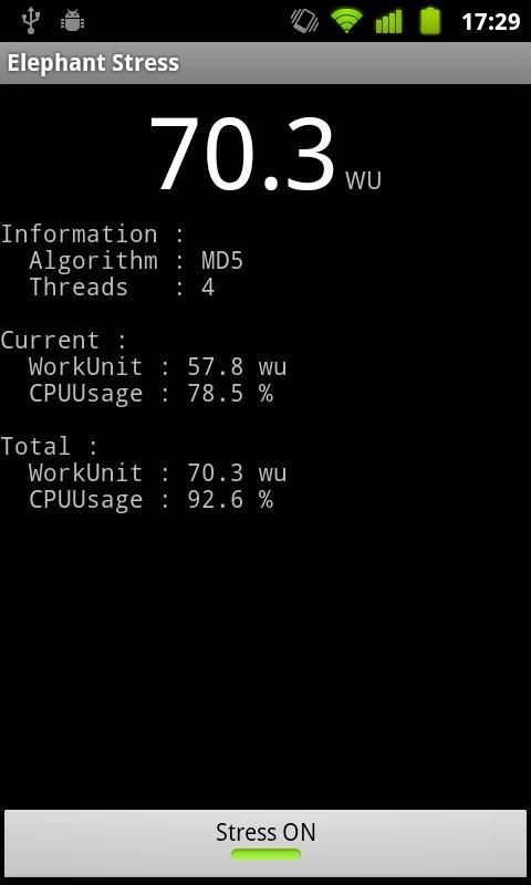 Elephant Stress- screenshot
