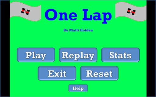 One Lap