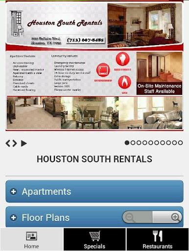 Houston South Rentals