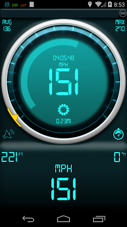 Gps Speedometer 1.3.2 screenshot 378904