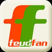 Feudfan - Wordfeud tracker