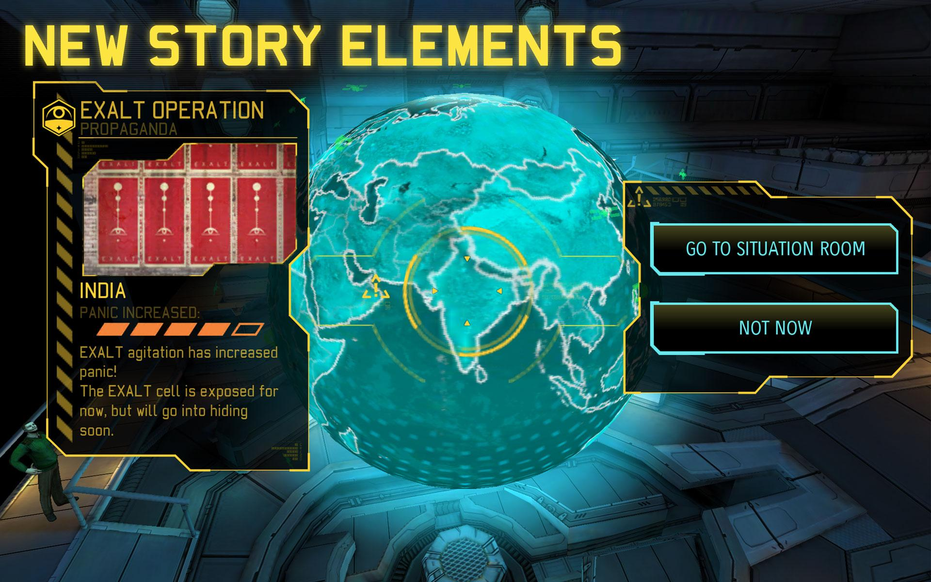 XCOM®: Enemy Within screenshot #8