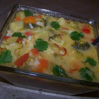 Spicy Thai Vegetable Soup Recipes.