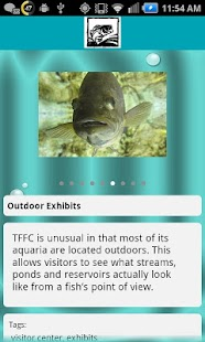 Texas Freshwater Fisheries Ctr - screenshot thumbnail