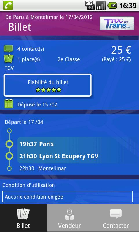 Troc des Trains- screenshot
