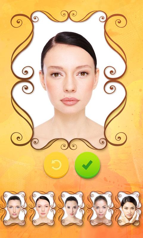 Virtual Makeup Makeover Pro - screenshot
