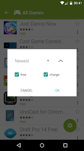 Cast Store for Chromecast Apps - screenshot thumbnail