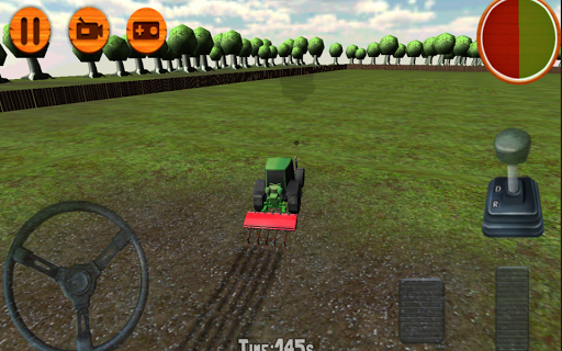 3D拖拉机模拟器农场游戏 farm game