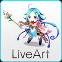 Live Art logo