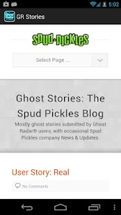 Ghost Radar®: STORIES - screenshot thumbnail