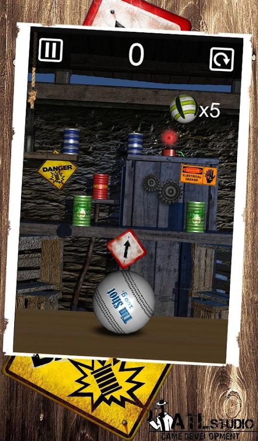 Tin Shot 2 - screenshot