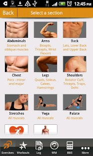 aFitness Light-Workout,Fitness- screenshot thumbnail