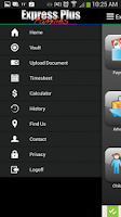 Screenshot of Express Plus Families