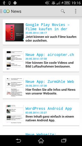 WP Android App EN
