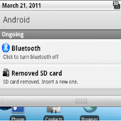 Bluetooth Shortcut