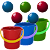 Bucket Ball file APK for Gaming PC/PS3/PS4 Smart TV
