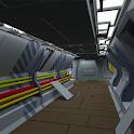 Corridor 3D LWP icon