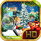 Hidden Objects Christmas Love