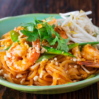 Cheater Pad Thai.