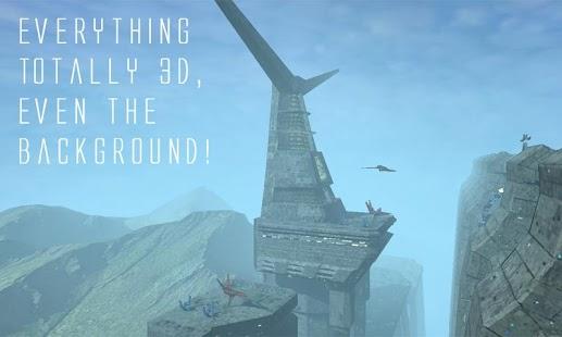 Sci Fi HD 3D Live Wallpaper APK ScreenShots