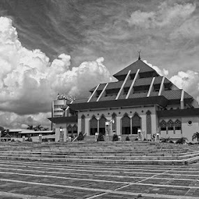 Masjid Raya by Fadel Satriawan - Buildings & Architecture Architectural Detail