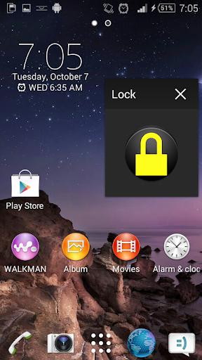 LockScreen Small App Free