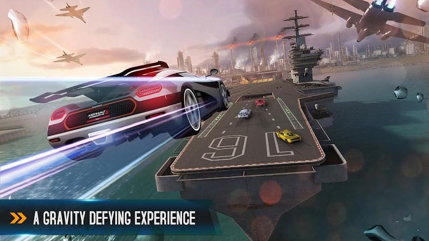 android Asphalt 8: Airborne Screenshot 7