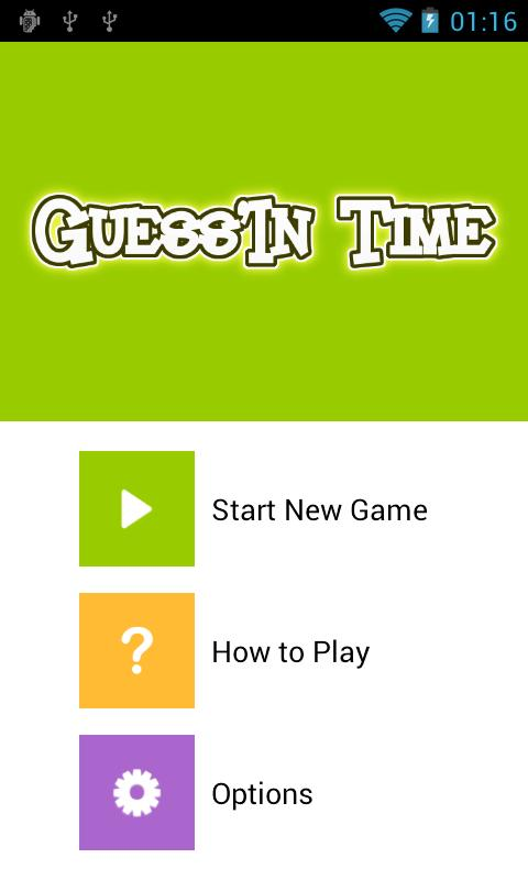 Guess'In Time: Time's up- screenshot