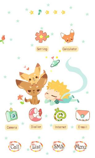 CUKI Theme A Little Prince