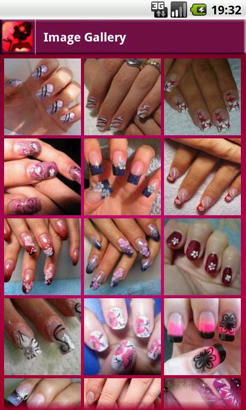 Nails Designs - screenshot