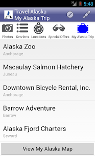 Travel Alaska - screenshot thumbnail