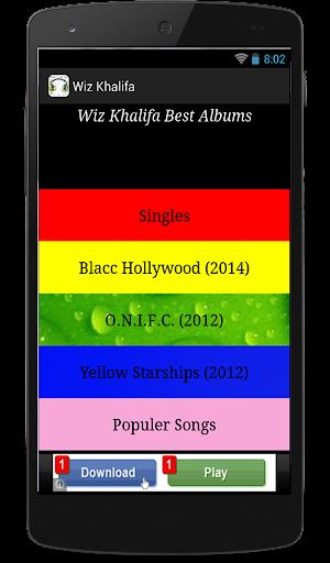 Wiz Khalifa New Songs
