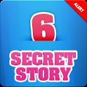 Secret Story 6 Alert icon