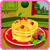 Pumpkin Pancakes Cooking Games